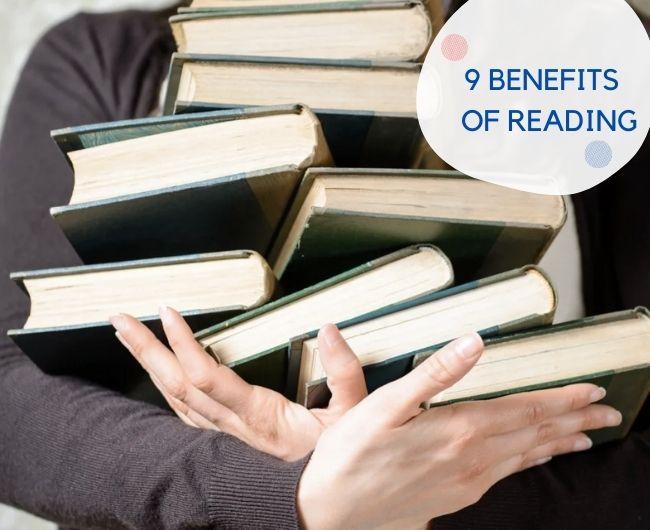 фото 9 преимуществ чтения