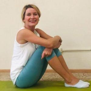 фото йога на английском